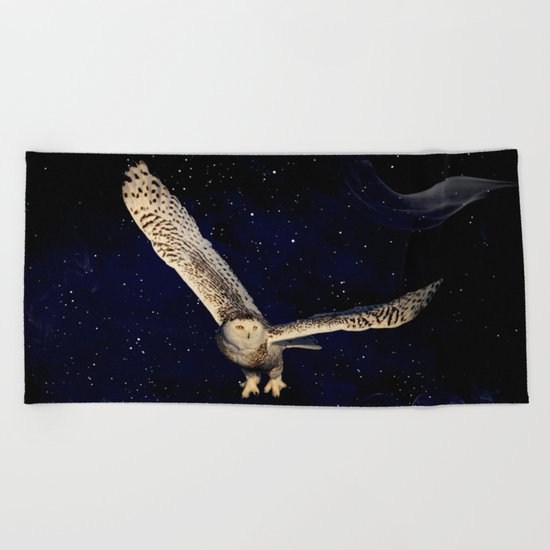 Lift off Beach Towel