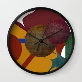 COSMOS 2 Wall Clock