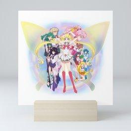 Sailor Moon Crystal Season 3 Mini Art Print
