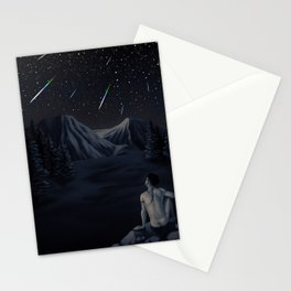 Geminids Stationery Cards