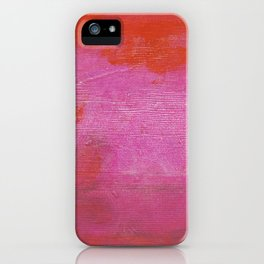 Abstract No. 353 iPhone Case