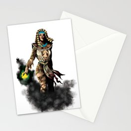 Stygian Mummy ~ From Whispers of Persephone Stationery Cards