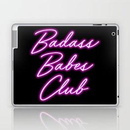 Badass Babes Club Laptop & iPad Skin