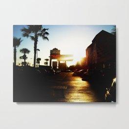 Florida, The Sunshine State Metal Print