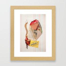 Song of Myself Framed Art Print