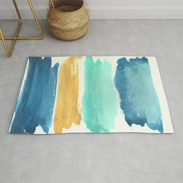 Late Summer Palette Rug