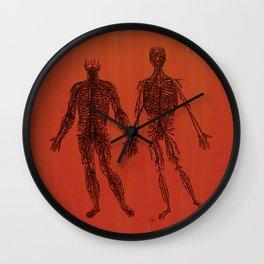 The Love Inside Wall Clock