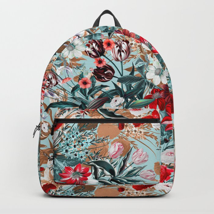 Summer Botanical Garden XIII Backpack