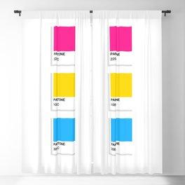 Pan(tone)sexual Blackout Curtain