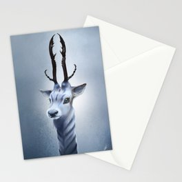Antler beast Stationery Cards