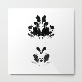 Lotus Therapy Print Metal Print