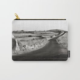 Abandoned Country Road - Sardinia - Italy Carry-All Pouch
