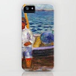 Fishermen - Digital Remastered Edition iPhone Case
