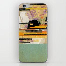 Kung Fu City iPhone Skin
