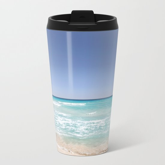 The perfect place Metal Travel Mug