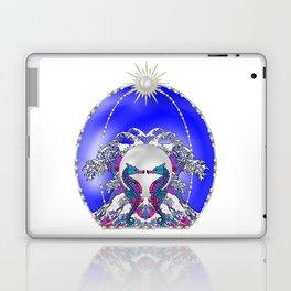 Sea Horse Kiss Laptop & iPad Skin