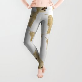 Butterfly & Palm Leggings