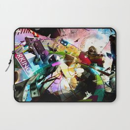 At your service (surreal/ music/ hip hop) Laptop Sleeve