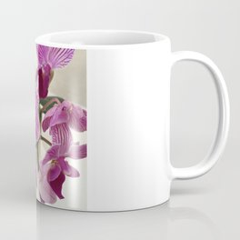 Pink and Sweet Petite Orchids Coffee Mug