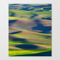 Palouse Washington. Canvas Print