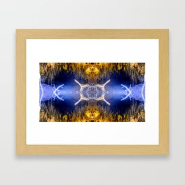Rooted at the Heart Framed Art Print