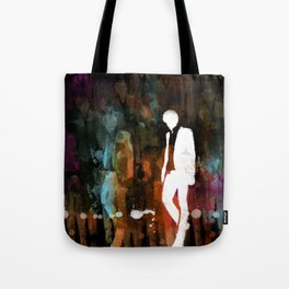 The invisible man... Tote Bag