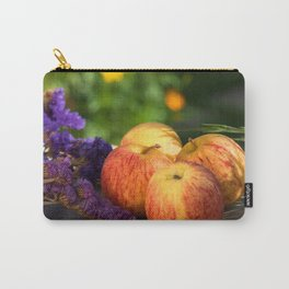 An apple a day keep doctor away Carry-All Pouch