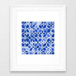 Star's Pulse Framed Art Print