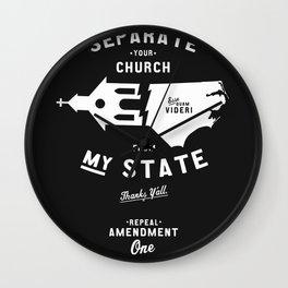 My State. Wall Clock