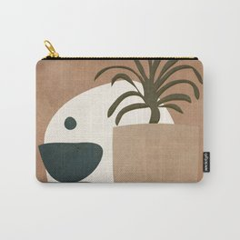 Abstract House Decoration Carry-All Pouch