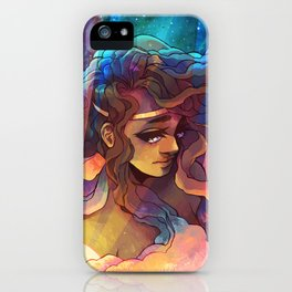 the irl goddess iPhone Case