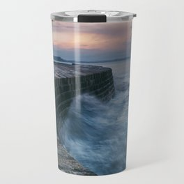 Sunset Over the Cobb II Travel Mug