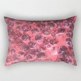 Fruits in the garden and garden Rectangular Pillow