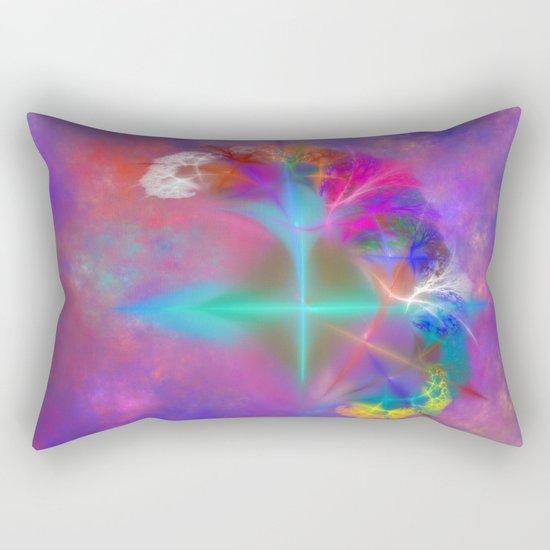 a star is born   (A7 B0242) Rectangular Pillow