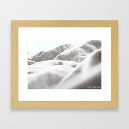 Goodmorning Mint Framed Art Print