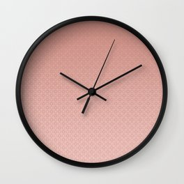 Cocoa with milk. Wall Clock
