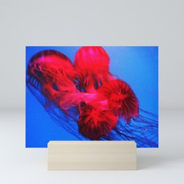 Underwater Ballerinas Mini Art Print
