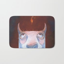 Handsome Devil Bath Mat