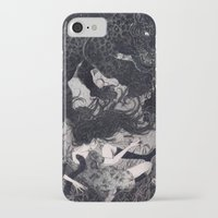 panther iPhone & iPod Cases featuring Panther by Olivia Chin Mueller