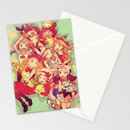 Poketrainers Stationery Cards