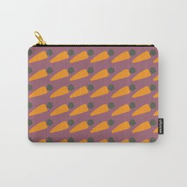 Carrot Patch Carry-All Pouch