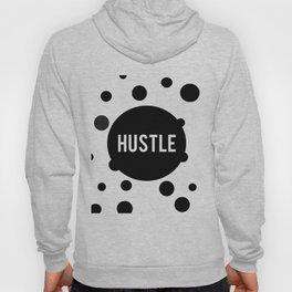 HUSTLE WALL DECOR, Hustle Hard Girl,Hustle Print,Hustle Modern Art,Hustle Office Sign,Modern Decor,H Hoody