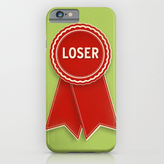 Second Place Ribbon iPhone & iPod Case