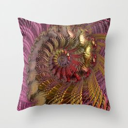 String Theory No1 Throw Pillow