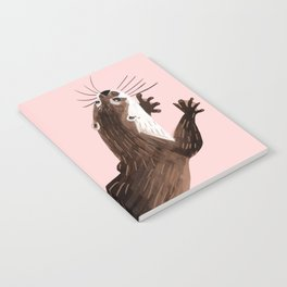 Asian small-clawed otter Notebook
