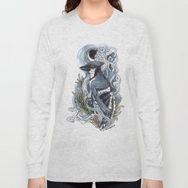 Moon and Smoke Long Sleeve T-shirt