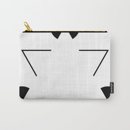 Kanizsa triangle Carry-All Pouch