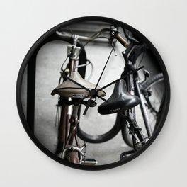 bikes 03 Wall Clock