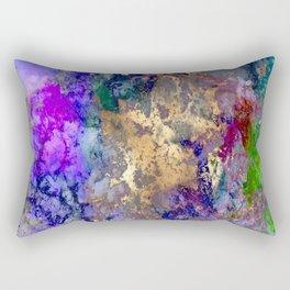 Abstract, galaxy Rectangular Pillow
