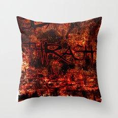 Re-make  Throw Pillow